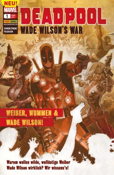 Deadpool: Weiber, Wummen & Wade Wilson
