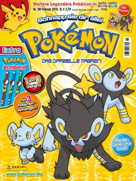 Pokémon Magazin 99