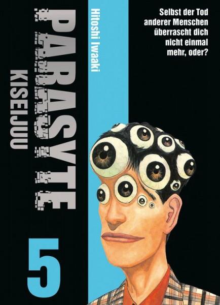 Parasyte - Kiseijuu 5