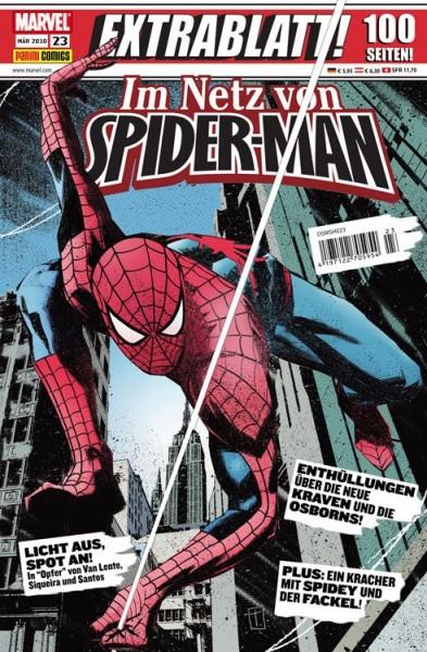 Im Netz von Spider-Man 23