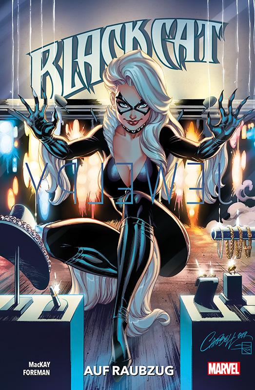Black Cat 1: Auf Raubzug