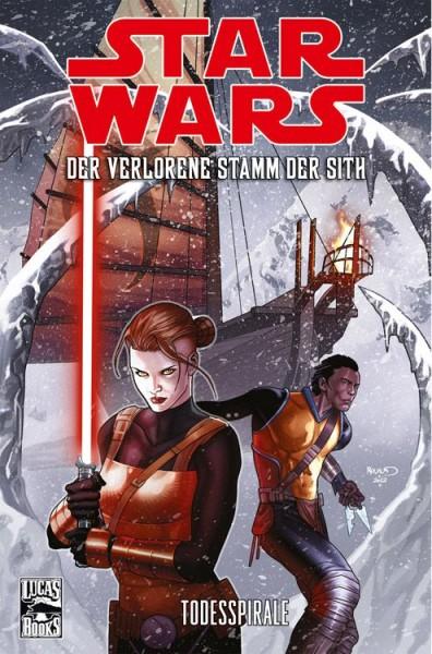 Star Wars Sonderband 75 - Der Verlorene Stamm Der Sith - Todesspirale