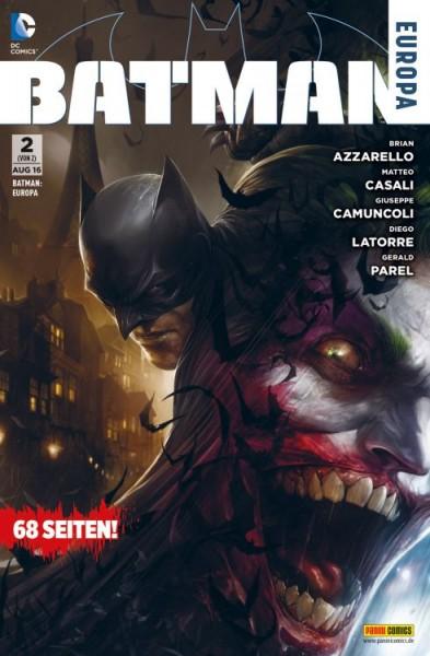 Batman: Europa 2