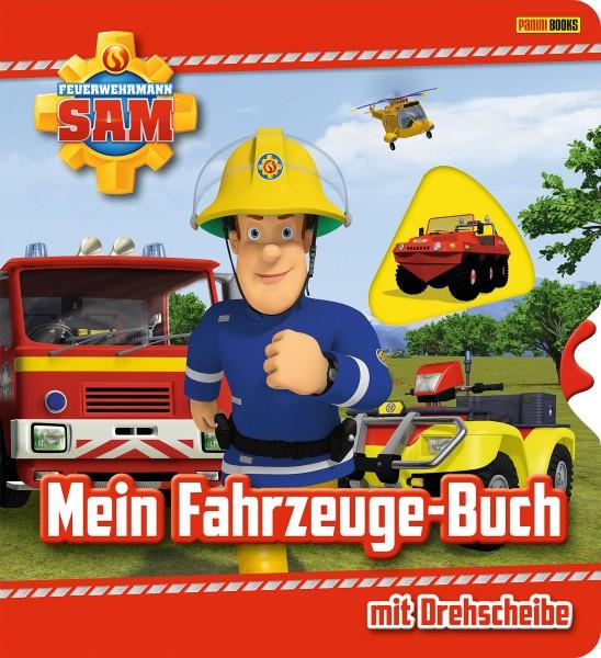 Feuerwehrmann Sam - Mein Fahrzeuge-Buch