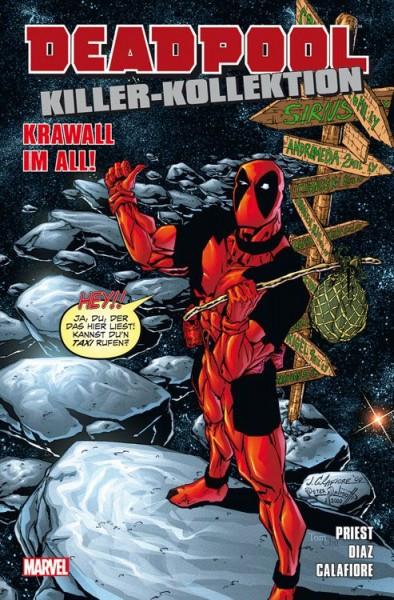 Deadpool Killer-Kollektion 10: Krawall im All