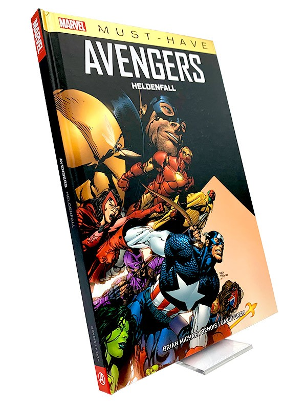 Marvel Must Have: Avengers - Heldenfall Cover