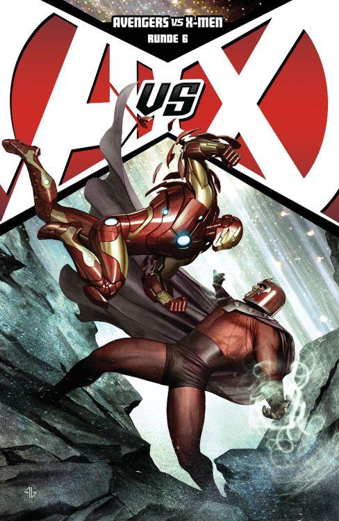 Avengers vs. X-Men 6 Avengers-Variant