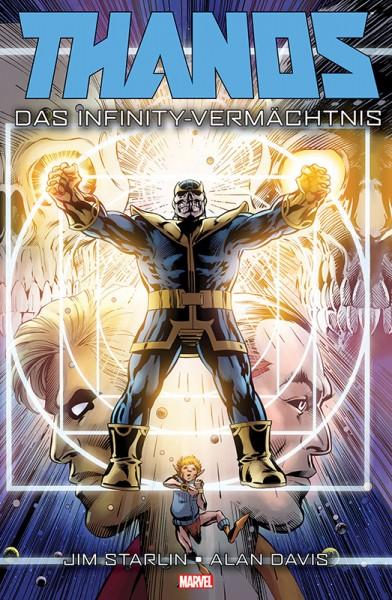 Thanos: Das Infinity-Vermächtnis Cover