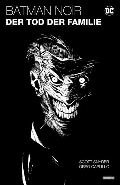 Batman Noir: Der Tod der Familie Cover