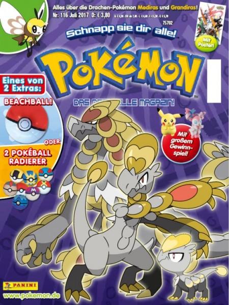 Pokémon Magazin 116