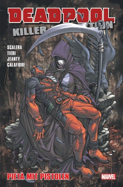 Deadpool Killer-Kollektion 13: Pietá mit Pistolen