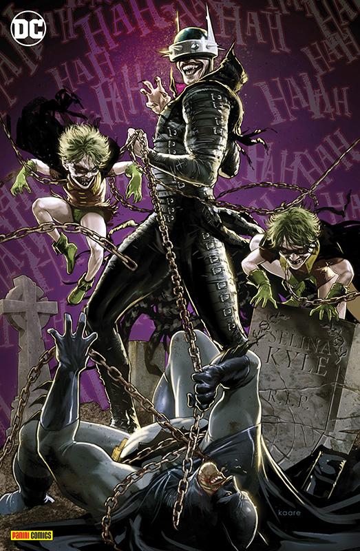 Der Batman, der lacht 5 Variant
