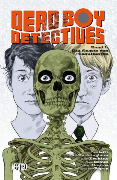 Dead Boy Detectives 1 - Comic Action 2014