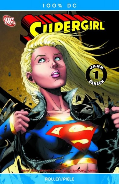 100% DC 7: Supergirl - Rollenspiele