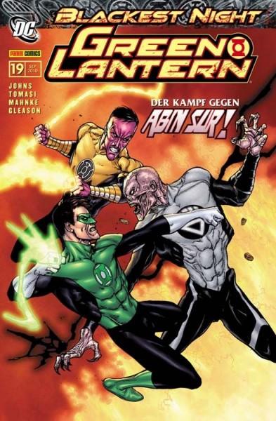 Green Lantern Sonderband 19
