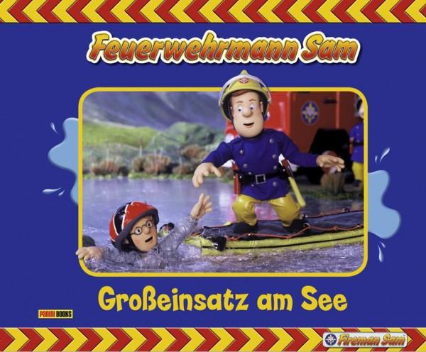 Feuerwehrmann Sam 4 - Grosseinsatz am See