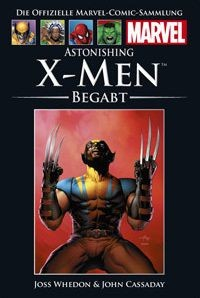 Hachette Marvel Collection 2: Astonishing X-Men - Begabt
