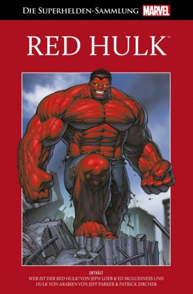 Die Marvel Superhelden Sammlung 64: Red Hulk