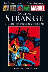 Hachette Marvel Collection 70: Doctor Strange - Ein namenloses Land, eine zeitlose Zeit