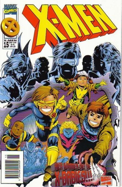 X-Men 15: Hier kommen Sie die X-Babies!