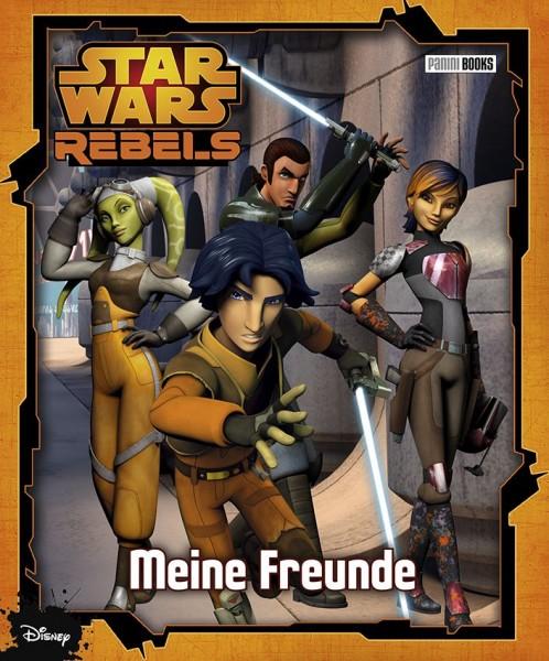Star Wars: Rebels - Kindergartenfreunde