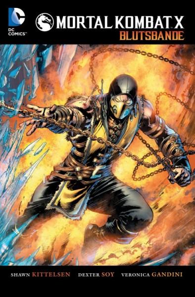 Mortal Kombat X: Blutsbande