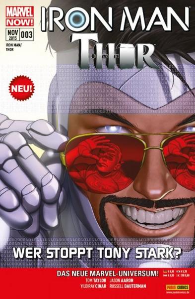 Iron Man/Thor 3