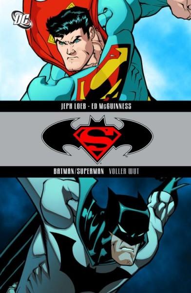 Batman/Superman 4: Voller Wut
