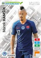 Road To UEFA Euro 2020 Adrenalyn XL - LE-Card Marek Hamšík/Svk