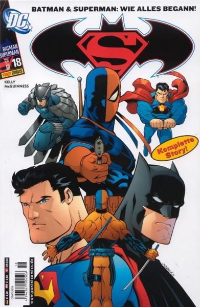 Batman/Superman 18