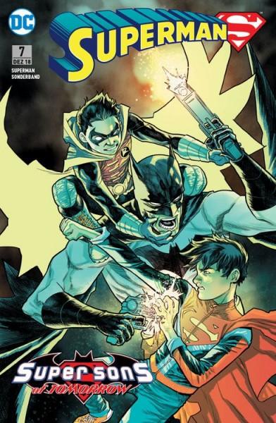 Superman Sonderband 7: Super Sons of Tomorrow