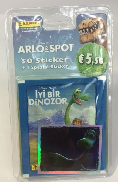 Disney: Arlo & Spot - Blister
