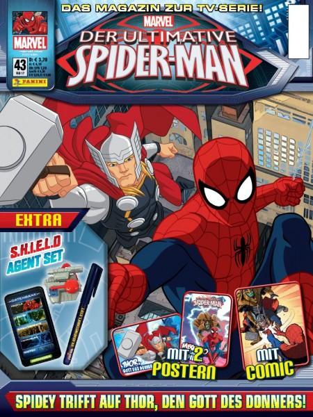 Der ultimative Spider-Man - Magazin 43