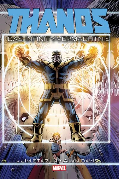 Thanos: Das Infinity-Vermächtnis Hardcover