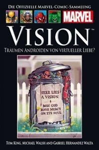 Hachette Marvel Collection 159: Vision: Träumen Androiden von virtueller Liebe?