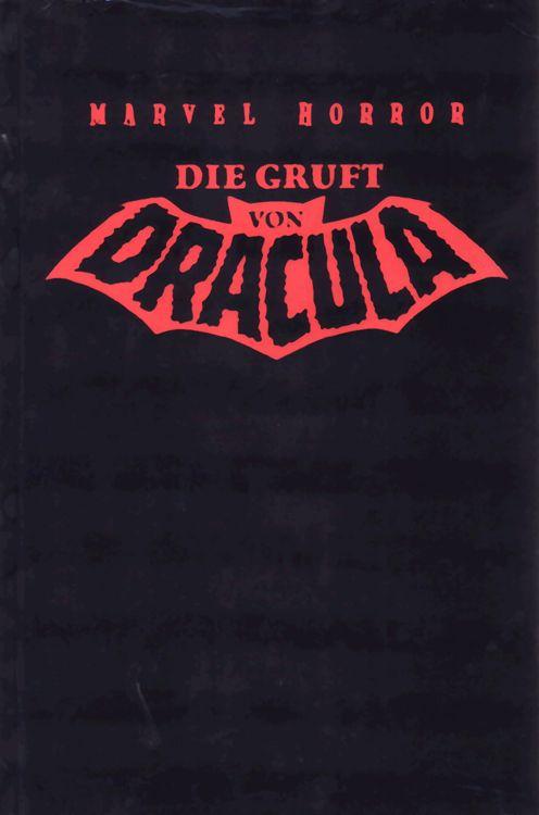 Marvel Horror - Die Gruft von Dracula...
