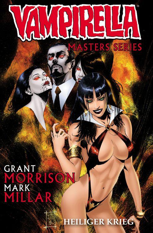 Vampirella Masters Series 1: Heiliger...
