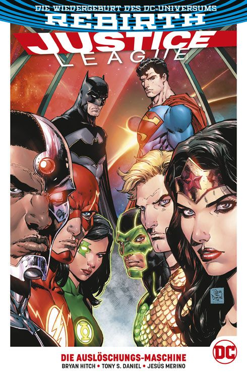 Justice League 1: Die...