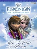 Disney: Die Eiskönigin - Meine coolen Rätsel zum Schulstart