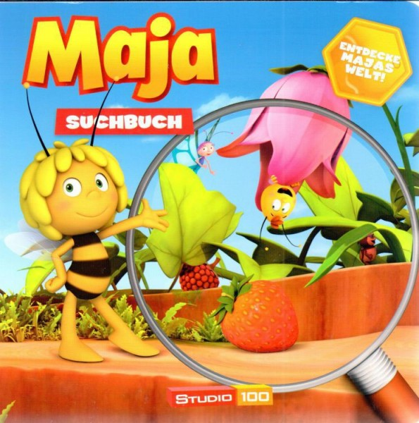 Biene Maja - Suchbuch