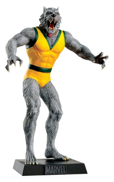 Marvel-Figur: Man-Wolf