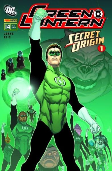 Green Lantern Sonderband 14: Secret Origin 1