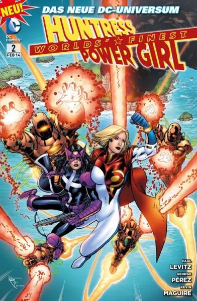 Worlds' Finest: Huntress & Power Girl 2