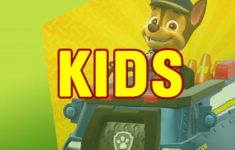 Kids Sammelkollektionen