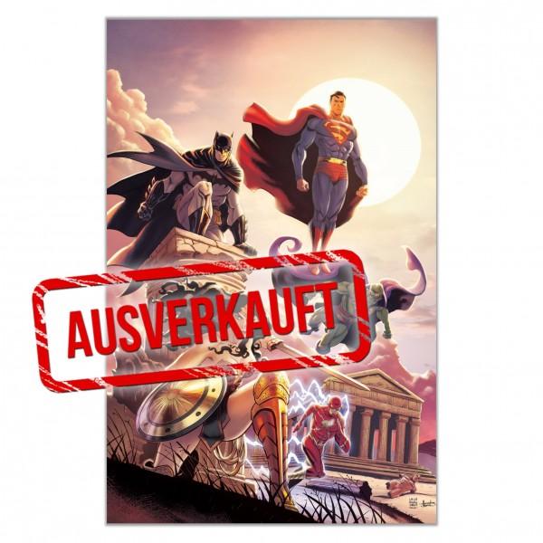 Justice League 20 DC Fandome Variant Cover leider ausverkauft!