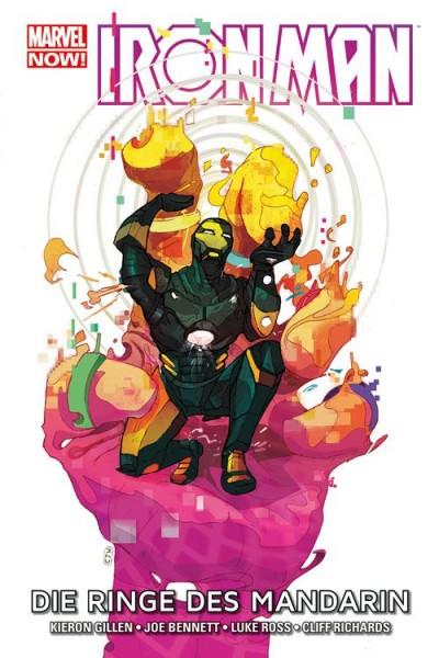 Marvel Now! - Iron Man 5