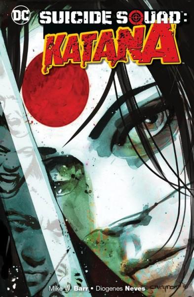 Suicide Squad: Katana