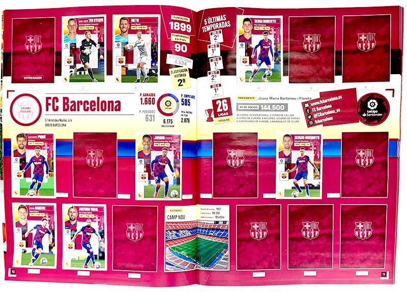 Panini - La Liga - 2020/21 - Stickerkollektion