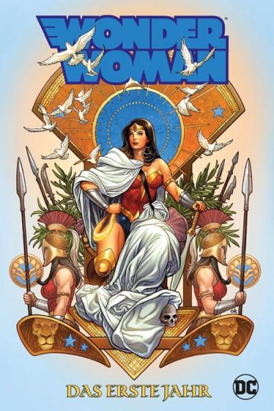 Wonder Woman: Das erste Jahr Variant - Comic Festival München