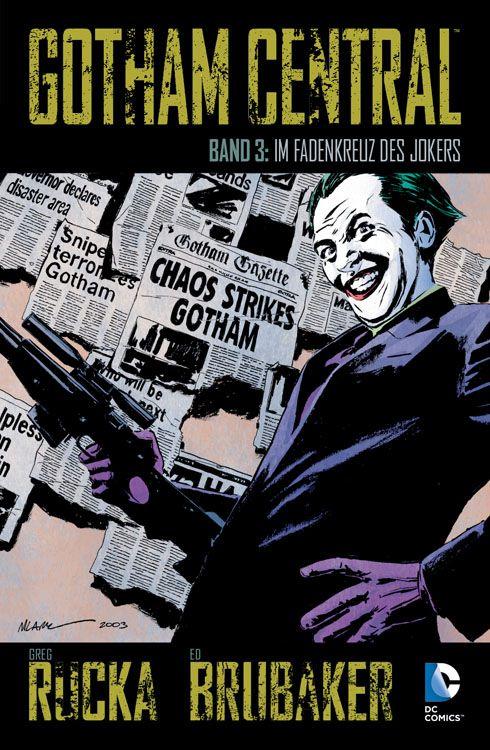 Gotham Central 3 - Im Fadenkreuz des...